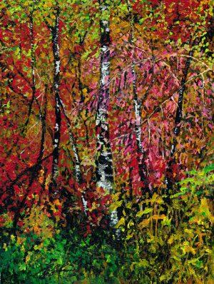 Autumn Thicket